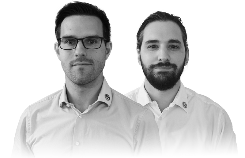 Florian Hasler, Manuel Fabry - Marketing & Verkauf